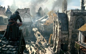Picture France, Paris, assassins, assasins creed, Assassin's Creed Unity