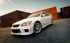 Picture car, japan, toyota, jdm, tuning, Toyota, height, Altezza