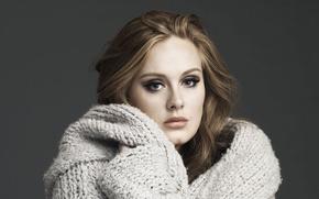 Picture singer, adele, singer, pop-jazz/soul, englishwoman, pop-jazz/soul, Adele, English