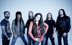 Picture Melodic Death Metal, MDM, Amaranthe, Power Metal