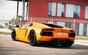 Picture machine, Lamborghini, Lamborghini, Aventador
