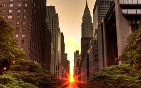 Wallpaper new York, new york, usa, manhattan, nyc