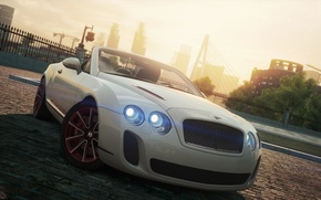 Picture Bentley, 2012, Need for Speed, Most Wanted, NSF, NFSMW, Supersports ISR