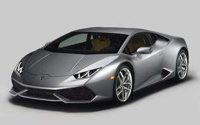 Picture Lamborghini, supercar, the front, Lamborghini, Huracan, Huracan, 610-4