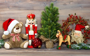 Picture decoration, New Year, Christmas, Christmas, vintage, New Year, decoration, Happy, Merry