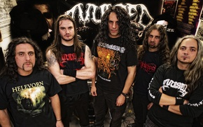 Picture Spain, Death Metal, Avulsed