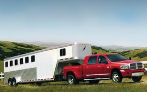 Picture background, Dodge, Dodge, pickup, Ram, REM, 3500, Mega Cab