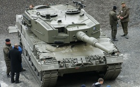 Picture Germany, tank, Leopard 2a4