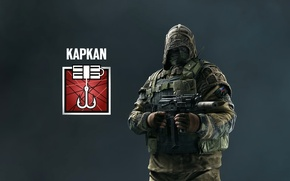 Picture Ubisoft, Tom Clancy's Rainbow Six Siege, Kapkan