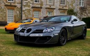 Picture McLaren, SLR, Mercedes, Benz, MP4-12C, Supercars, Supercars