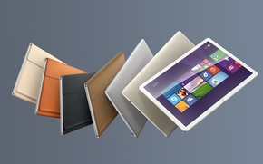 Wallpaper Microsoft, Huawei Matebook, Miranda, Huawei, Internet Explorer, tablets, Matebook, technology, IE, Skype, tablet, Windows, kumo, ...