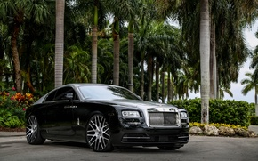 Picture colors, Rolls-royce, Wraith, 2