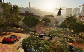 Picture Ubisoft, Game, Watch Dogs