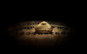 Picture horror, Keep telling yourself, Ouija, it's just a game, Ouija:Board Devil