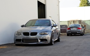 Picture BMW, Tuning, BMW, E92, Space Gray