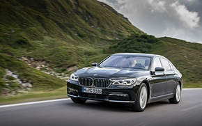 Picture BMW, BMW, sedan, 7-Series, G12