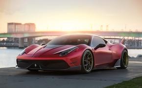 Wallpaper Ferrari, Misha, 458, Tuning, Speciale, Designs