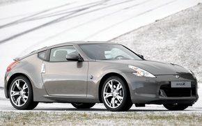 Picture Wallpaper, coupe, nissan, sports car, 370z