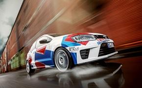Wallpaper WRC, Polo, Volkswagen, Wimmer RS, Volkswagen, Polo R