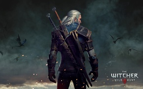 Picture The Witcher, The Witcher, Geralt, CD Projekt RED, The Witcher 3: Wild Hunt, Andrzej Sapkowski, …
