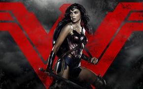 Picture Wonder Woman, DC Comics, Gal Gadot, Wonder woman