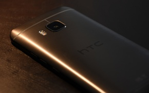 Picture metal, wood, brown, one, htc, smartphone