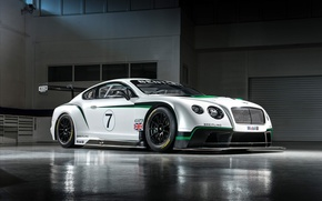 Picture Bentley, Continental, GT3, Race Car, 2014