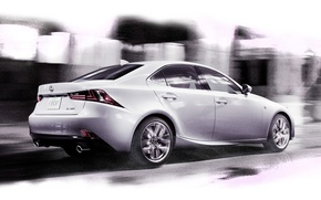 Picture auto, Wallpaper, Lexus, Lexus, IS 350, F-Sport