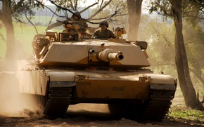 """Picture tank, coloring, exercises, tankers, """"Abrams"""""""