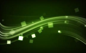Picture greens, strips, electro