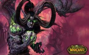 Picture skull, World of warcraft, wow, ilidan