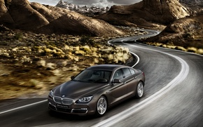 Picture BMW, BMW, 6 series, F06, 2015, gran coupe