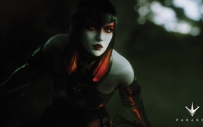 Picture Game, vampire, Paragon, Countess, The Countess