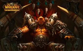 Picture Blizzard, Garrosh Hellscream, pride of the Horde, pride of the horde