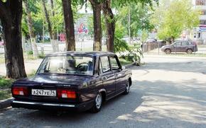 Picture Russia, VAZ, Lada, 2105, Chelyabinsk, Resto, low, AVTOVAZ, bpan, KTA, the pneuma, static, air suspension, …