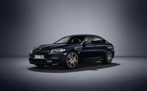 Wallpaper Sedan, F10, background, sedan, BMW, BMW