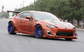 Picture toyota, tuning, widebody