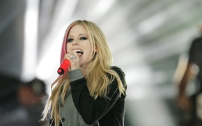 Picture music, singer, Avril Lavigne, pop-rock
