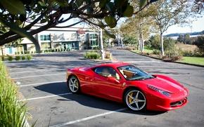 Picture machine, Ferrari, Ferrari, supercar, 458, Italia