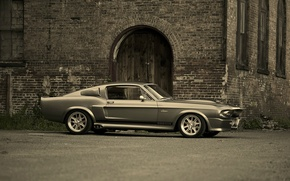 Picture tuning, GT500, Ford Mustang, Ford Mustang, Shelby Eleanor
