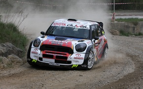 Picture Mini, Countryman, Dust, Rally, Duval