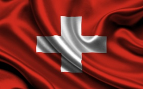 Picture Switzerland, flag, switzerland