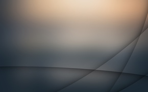 Picture vista, abstract, black, lines, aura, black lines