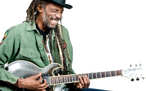 Picture music, guitar, singer, musician, dreads, Freddy Flint