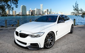 Picture BMW, Miami, with, 435i, M-Sport
