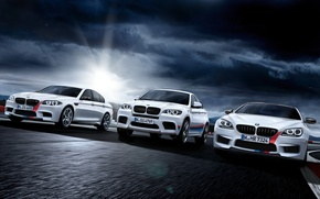 Picture background, BMW, BMW, X6M, the front