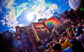 Picture Music, People, Music, Tomorrowland