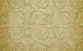 Picture patterns, texture, texture, vintage background