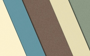Picture green, strip, blue, brown, design, color, material