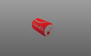Picture color, Minimalism, Coca Cola